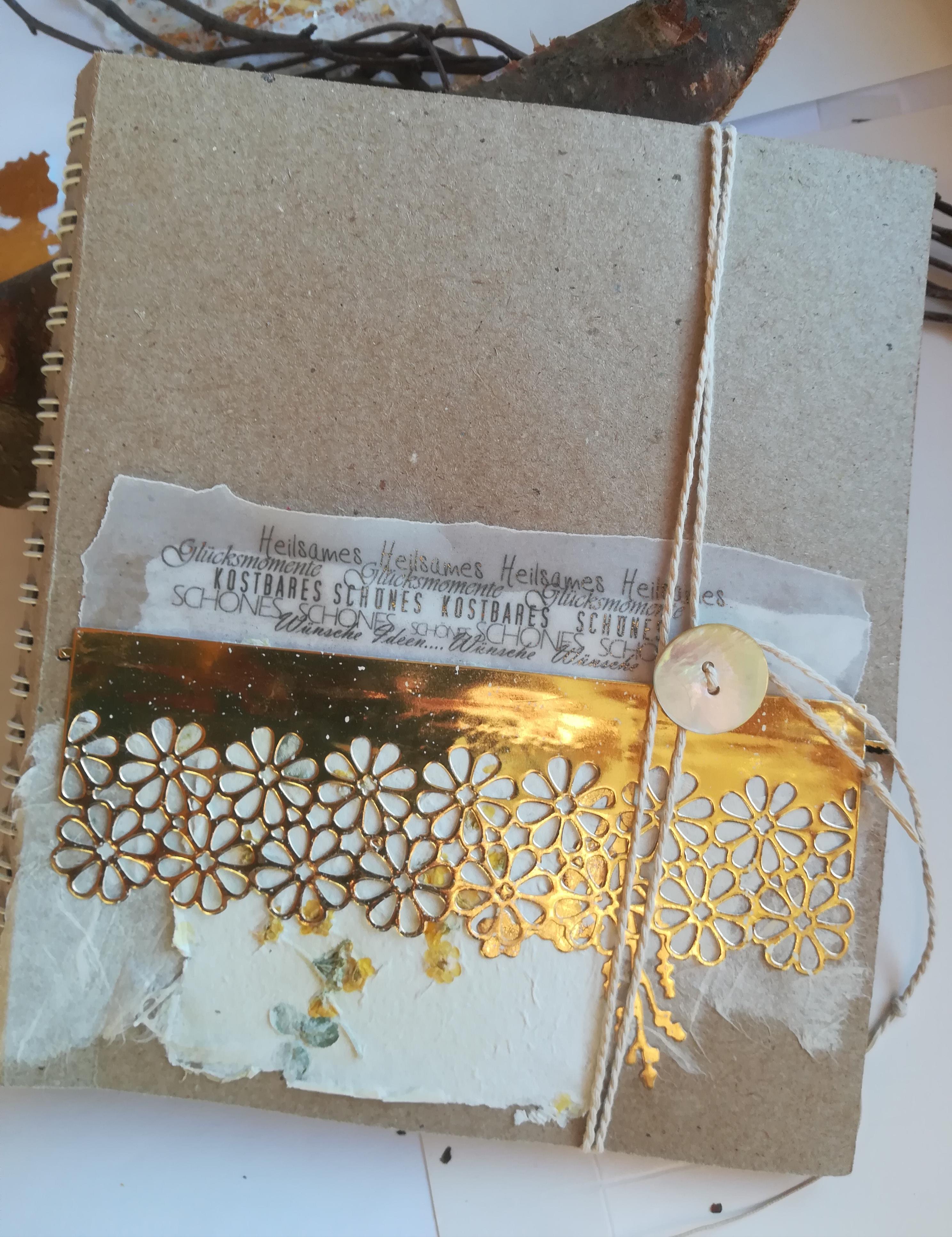 """Schreibbuch """"Heilsames, Kostbares,...."""""""